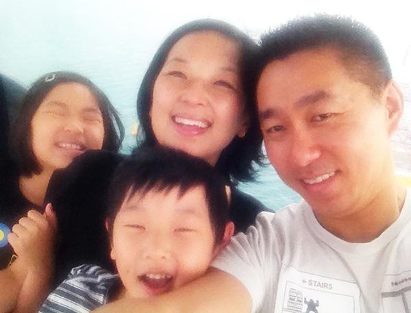 Michael Kim Family